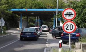 Border crossing Gornji Brgat to be closed for almost a month