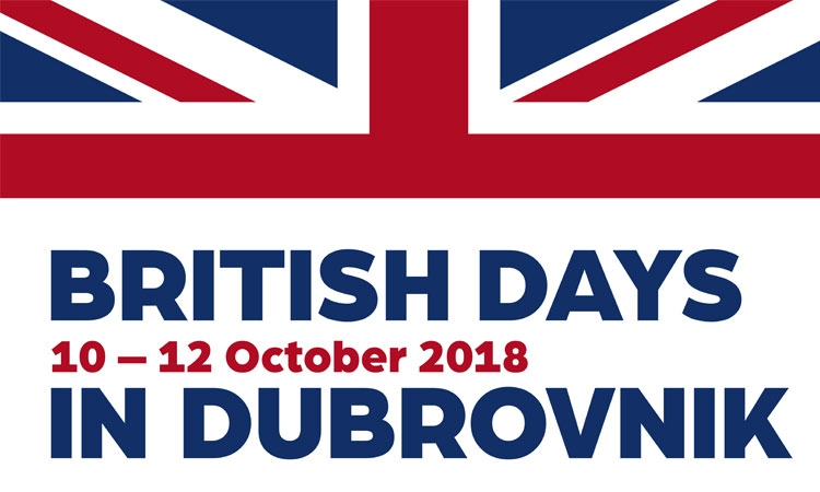 British Days in Dubrovnik 2018 – a celebration of the close links between Croatia and Great Britain