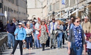 Here comes summer – super sunny Sunday in Dubrovnik