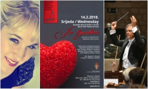 Special Valentine's Day concert to be held by the Dubrovnik Symphony Orchestra