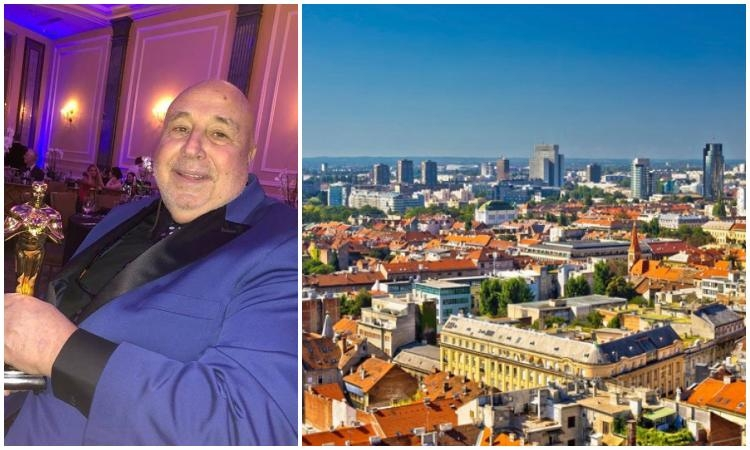 Larry Namer in Zagreb: Founder of E! to promote Croatia all over the world