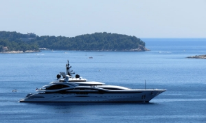 Is the Sheikh owner of Harrods looking to investment in Dubrovnik tourism?