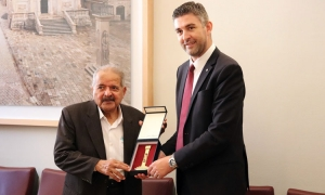 Qatari Sheikh meets with Dubrovnik Mayor - possible investment in the pipeline