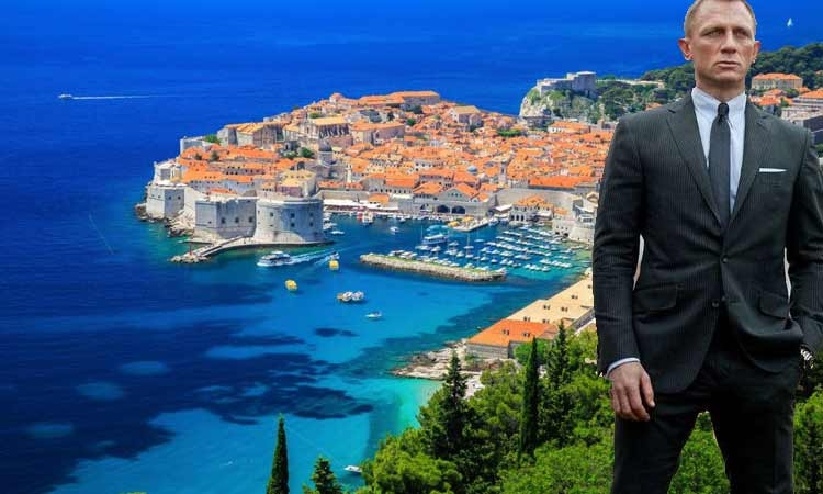 Will we see Daniel Craig in Dubrovnik this spring?