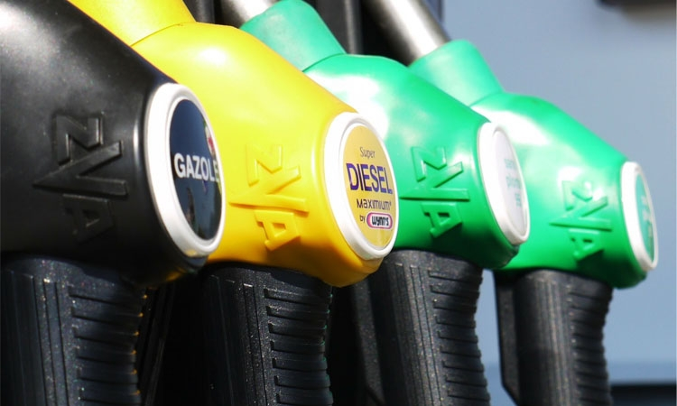 Petrol prices fall slightly in Croatia
