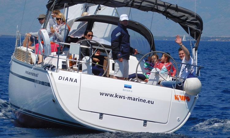 New tourist tax prices for yachts in Croatia