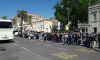 Start of cruiser season brings long queues to Dubrovnik