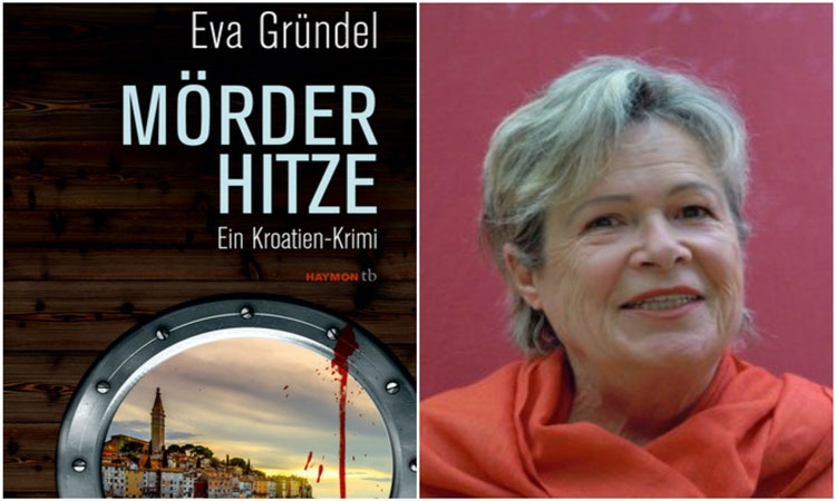 Murder in Croatia, she wrote