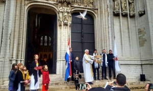 Saint Blaise to be celebrated in Brussels