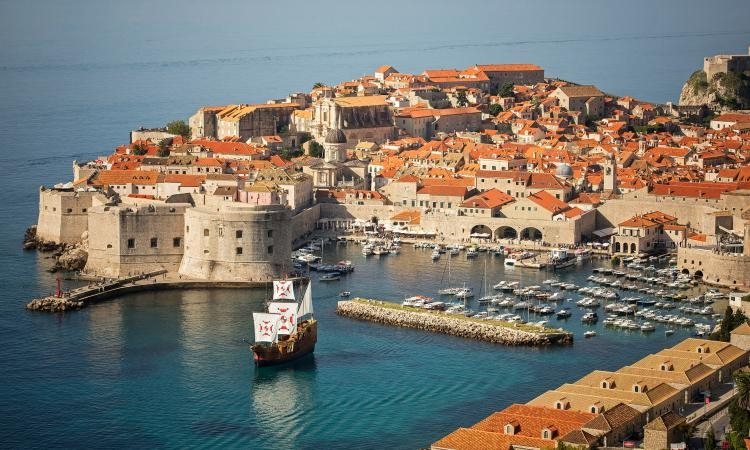 Dubrovnik is the most Instagrammable place in Europe