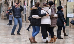 33 percent increase in tourists to Dubrovnik in November