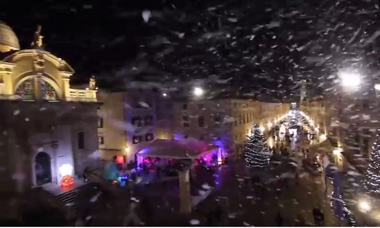 Winter is coming in the new promo video of Dubrovnik