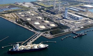 European Union funds to help with construction of LNG terminal