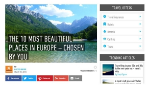 Rough Guide readers vote Croatia as most beautiful country