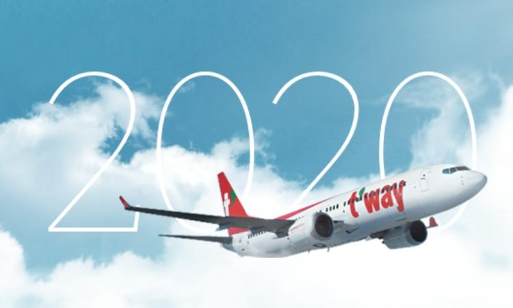 T'Way Air: first South Korean low-cost airline to fly to Croatia