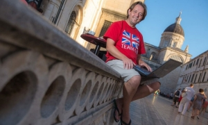 No star shines as brightly as Dubrovnik but every celebrity brings an extra ray of light
