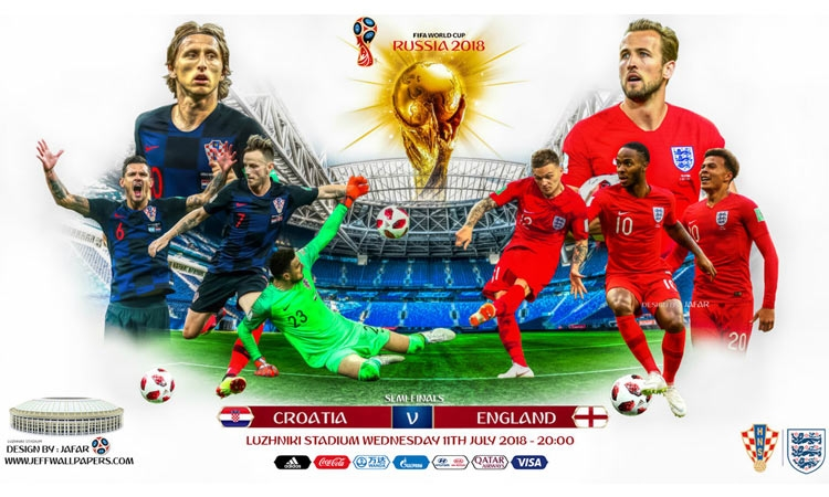 Cavtat to broadcast Croatia vs England