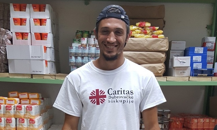 Leandro Javier Lorusso –  I came as a tourist and ended up as Dubrovnik Caritas volunteer