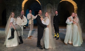 Shakespeare comes to Dubrovnik
