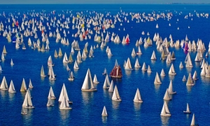 Traditional European space industry regatta to be held in Croatia