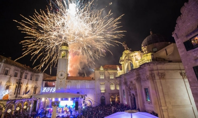 Capturing New Year in Dubrovnik