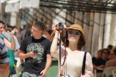 Record-breaking tourist numbers in Dubrovnik