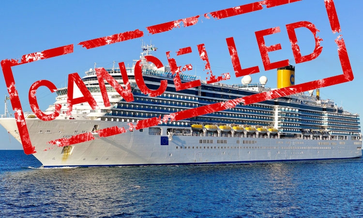 First cruise ship cancellation to Dubrovnik