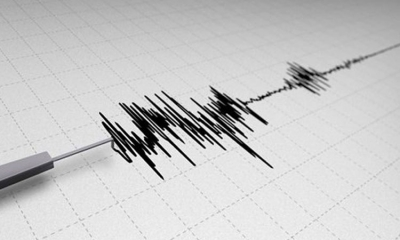 Earthquake on Peljesac