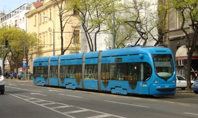 Cheaper tram rides in Zagreb from next month