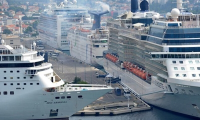 803,000 cruise ship passengers set to disembark in Dubrovnik