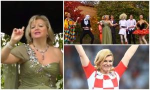 VIDEO – Russian singer makes a song about Croatian president Kolinda Grabar Kitarovic