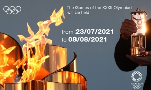 Olympic Games moved to July 2021