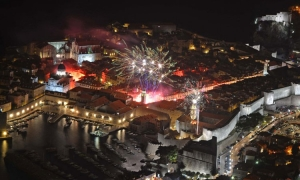 Wrap up its going to be a cold end to 2018 in Dubrovnik