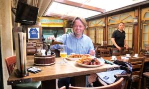 Tasted by the Editor - The Gaffe – Irish Pub