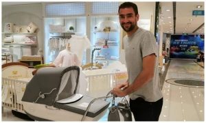 Kristina and Marin Cilic to become parents for the first time
