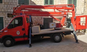 VIDEO – Dubrovnik Fire Brigade lend a helping hand with wardrobe