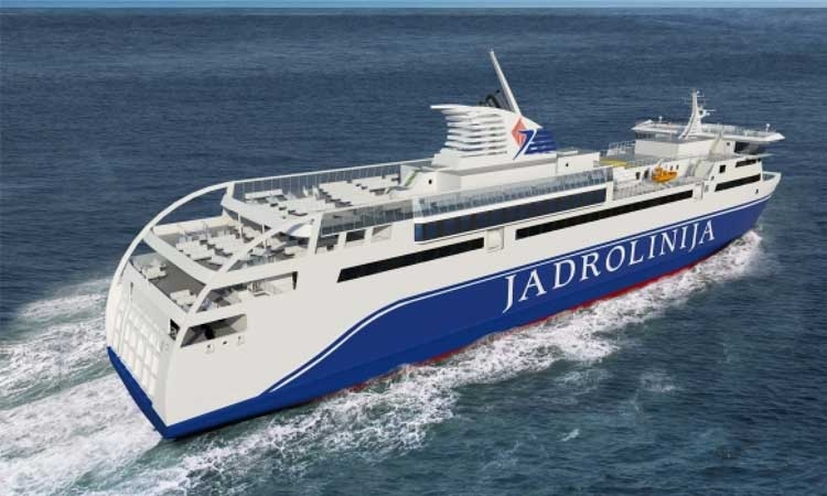New investment for Croatian ferry company