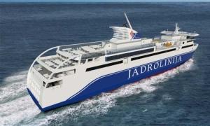 Jadrolinija to upgrade flotilla with 50 million Euros ferry