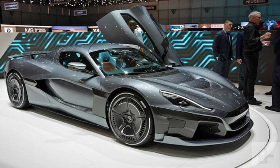 The World S Most Powerful Sports Car Is From Croatia The Dubrovnik Times