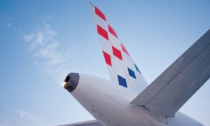 Fourth place for Croatia Airlines