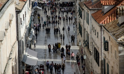 Dubrovnik is one of the places to travel in your 20s