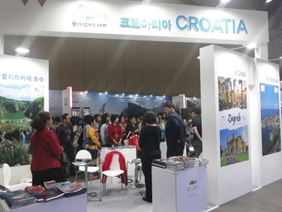 Dubrovnik-Neretva County Tourist Board attends the Hana Tour Travel Show in Seoul