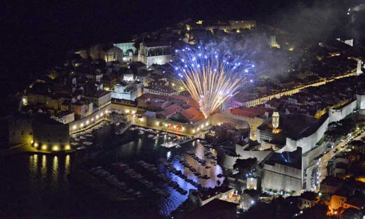 No serious incidents in Dubrovnik for New Year