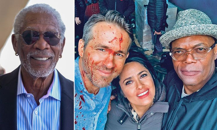 Could Morgan Freeman keep his Croatia secret?
