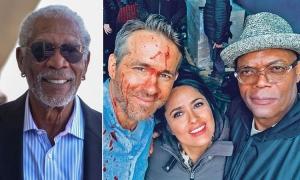 Could Morgan Freeman keep his Croatia secret?