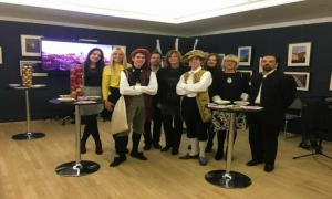 Traditional Dubrovnik Christmas reception held in London