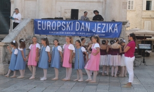 Photo gallery - European Day of Languages 2016 in Dubrovnik