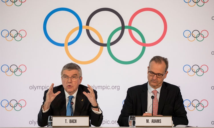 International Olympic Committee and Tokyo 2020 agree to postpone Olympic Games due to COVID-19 pandemic.