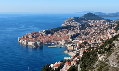 Glorious day in Dubrovnik