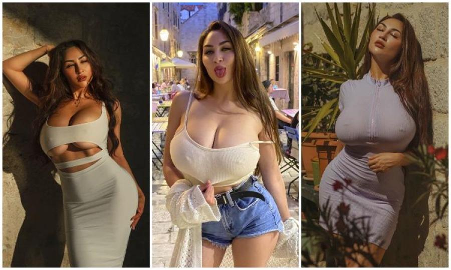 Ukraine busty girls video porn images